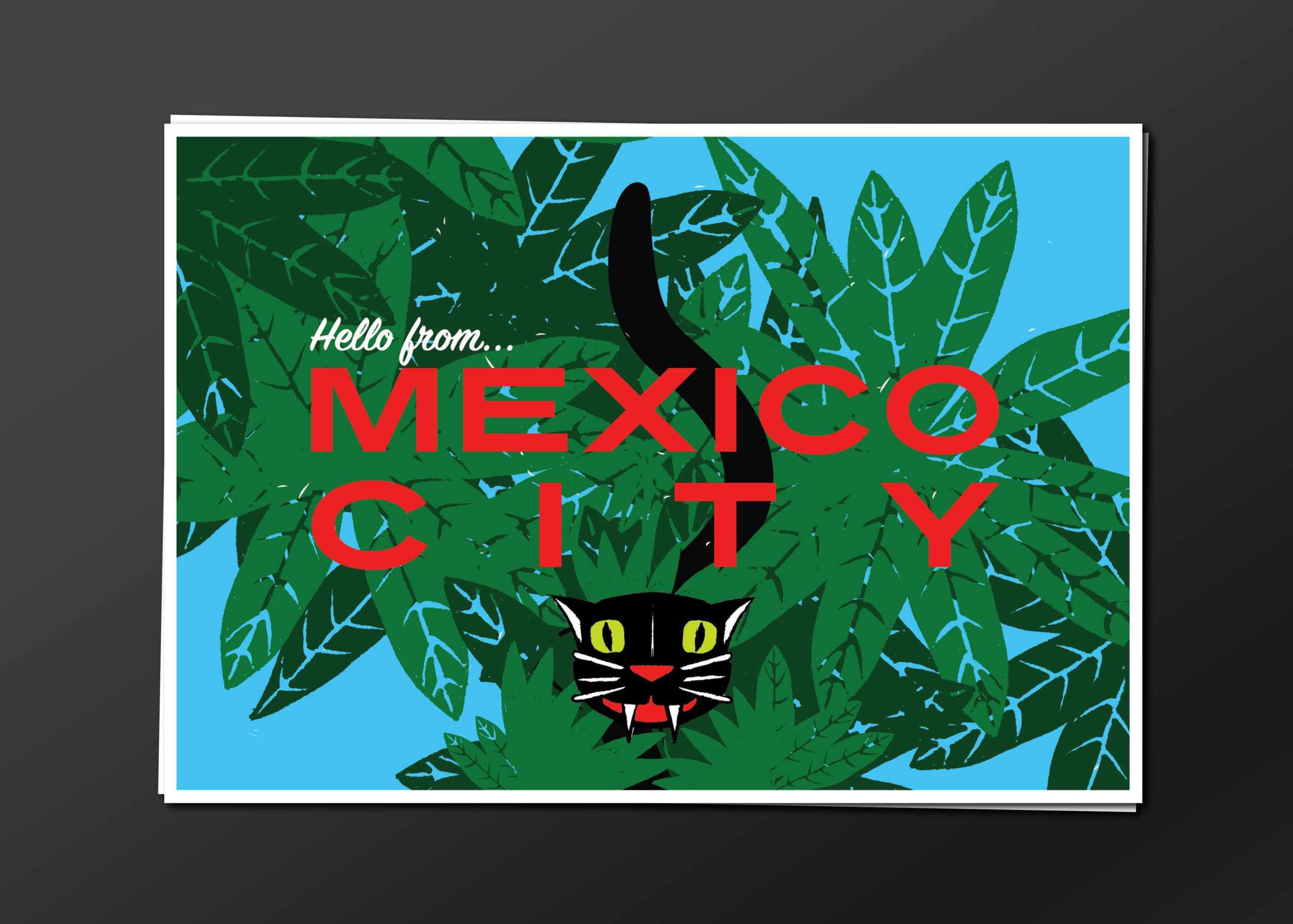Postcard: Hello from… Mexico City